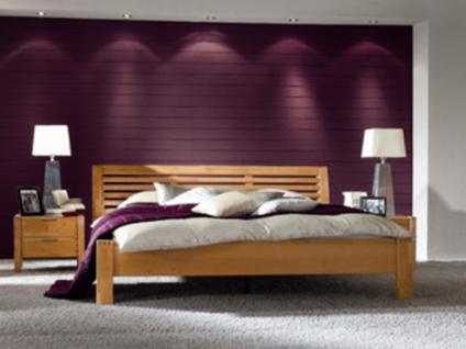 Schlafzimmer Erle Teilmassiv günstig online kaufen - Yatego
