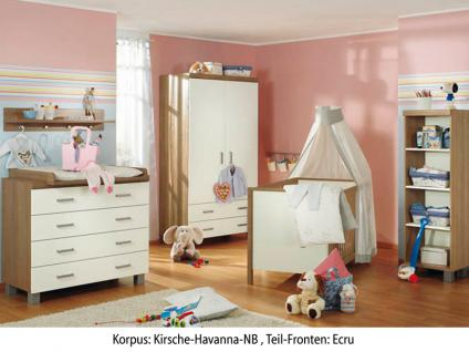 babyzimmer 4 teilig online bestellen bei yatego. Black Bedroom Furniture Sets. Home Design Ideas