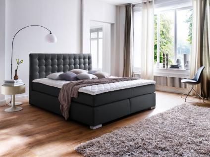 Gunstige Schlafzimmer Mit Boxspringbett : Meise Boxspringbett Isa Schlafzimmer Boxspring Matratze Topper Bezug ...