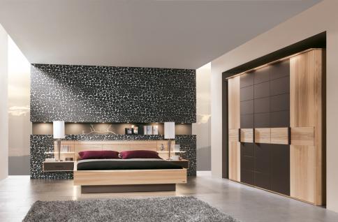 Thielemeyer Mali Schlafzimmer Komfort-Liegenbett mit Nachtkonsole ...