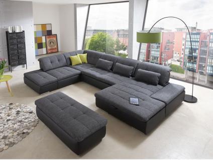 sofa 1 wohnlandschaft online bestellen bei yatego. Black Bedroom Furniture Sets. Home Design Ideas