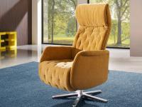 Ewald Schillig brand Young Star London Sessel Fernsehsessel TV-Sessel Funktionssessel für Wohnzimmer in Stoff oder Leder wählbar
