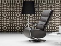 Ewald Schillig Relaxsessel Dream Star TV-Sessel Funktionssessel Bezug Armlehnen Rückenpolsterung Fuß und Sitzhöhe wählbar