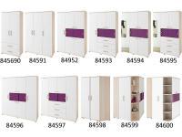 Wellemöbel Jugenzimmer Schrank Unlimited Kleiderschrank Eckschrank Ausführung wählbar
