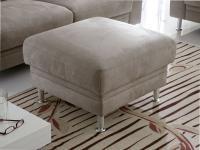 Carina Cora Hocker für Ihr Wohnzimmer Bezug in Leder und Stoff wählbar