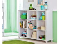 Paidi Sophia Regal Standregal offene Fächer für Kinderzimmer