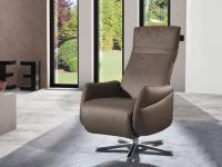 Ewald Schillig brand Young Star Lissabon Sessel Fernsehsessel TV-Sessel Funktionssessel für Wohnzimmer in Stoff oder Leder wählbar
