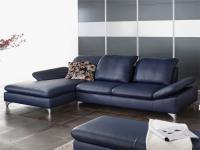 Schillig Willi Ecksofa Enjoy Myra 15270 Sofa 2 + Longchair Sitztiefenverstellung Kopfteilvestellung Stoff oder Leder wählbar
