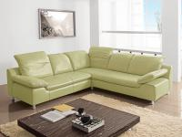 Schillig Willi Ecksofa Amore 10574 Triest Sofa 2 + Ecksofa mit Seitenteil und Kopfbügelverstellung für ihr Wohnzimmer in Stoff oder Leder