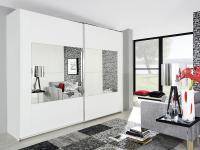 Rauch Dialog X-tend frame Schwebetürenschrank Frontmitte Spiegel Größe und Farbausführung wählbar
