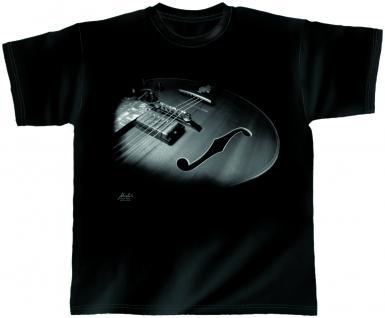 Designer T-Shirt - Sonic Field - von ROCK YOU MUSIC SHIRTS - 10360 - Gr. XXL