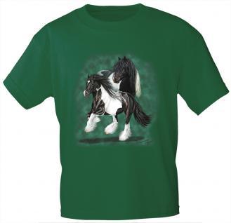 T-Shirt mit hochwertigem Print - Tinker - 09803 grün - © Kollektion Bötzel - Gr. XXL