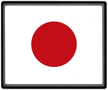 Mousepad Mauspad mit Motiv - Japan Fahne Fußball Fußballschuhe - 82072 - Gr. ca. 24 x 20 cm