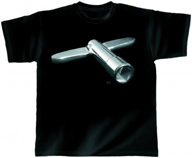 Designer T-Shirt - Southern Cross - von ROCK YOU© MUSIC SHIRTS - 10370 - Gr. XXL