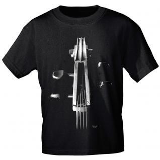 Designer T-Shirt - Satellite Cello - von ROCK YOU MUSIC SHIRTS - 10159 - Gr. S-XXL