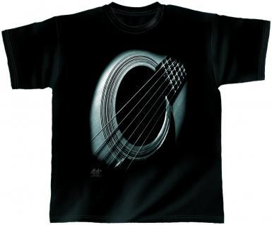 Designer T-Shirt - Black Hole Sun - von ROCK YOU MUSIC SHIRTS - 10378 - Gr. XXL