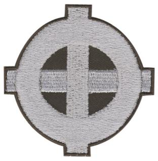 Aufnäher - Wikinger - Mystik LIZENZ SERIE MILOSCH - 00866 - Gr. ca. 6 x 6 cm - Patches Stick Applikation