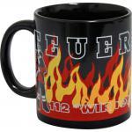 Tasse mit Aufdruck - Feuerwehr 112 - 57144