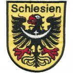 AUFNÄHER - Schlesien - 00060 - Gr. ca. 7 x 8 cm - Patches Stick Applikation