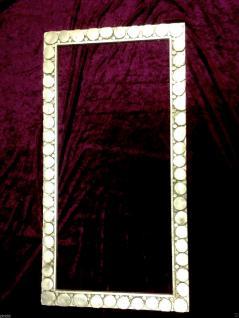 Bilderrahmen Holz Antik Gold 85x45 Fotorahmen Spiegelrahmen Lackiert Shabby