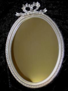 Barock spiegel silber xxl