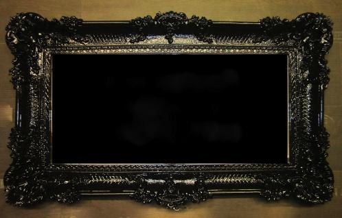 bilderrahmen silber schwarz barock online kaufen yatego. Black Bedroom Furniture Sets. Home Design Ideas