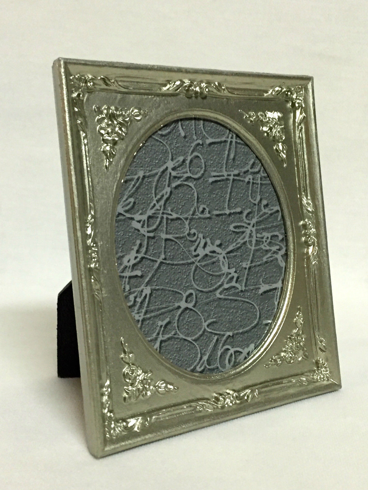 bilderrahmen antik silber oval rechteckig 13x12 barockrahmen fotorahmen c8g p kaufen bei. Black Bedroom Furniture Sets. Home Design Ideas