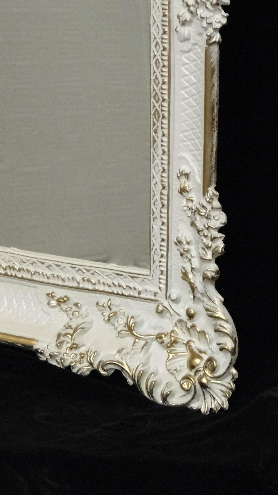 bilderrahmen barock hochzeitsrahmen wei gold antik 97x57. Black Bedroom Furniture Sets. Home Design Ideas