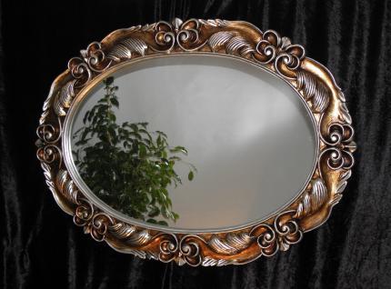 spiegel silber rahmen oval online kaufen bei yatego. Black Bedroom Furniture Sets. Home Design Ideas