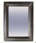 WANDSPIEGEL Silber 118x88 Spiegel Groß BAROCK BADSPIEGEL 019A Friseurspiegel