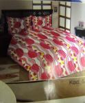 Bettwäsche Garnituren Bettwäsche 4 tlg Baumwolle 200x220 Bettbezug Kissenbezug
