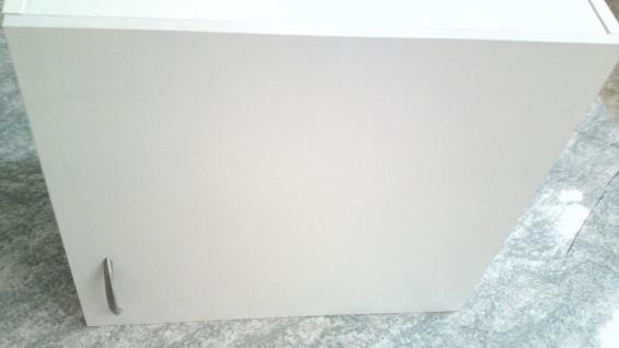 hängeschrank 60x57cm r küche wandschrank mehrzweckschrank weiß