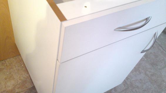 Einbauküche MANKAWHITE 3 Küche Küchenzeile Küchenblock o. E-Geräte /Top-Qualität - Vorschau 4