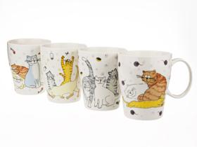 Becher Joschka - New Bone China Porzellan