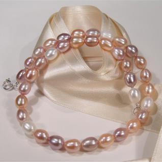 Multicolor-Perlenkette in Pastelltönen - Vorschau 5