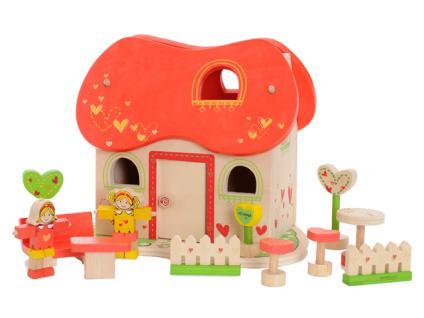 Märchen-Puppenhaus - Vorschau 1