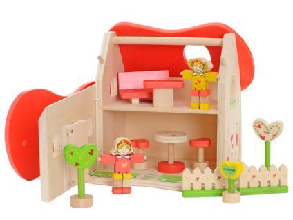 Märchen-Puppenhaus - Vorschau 2