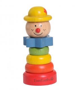 Clown ? gelber Hut - Vorschau