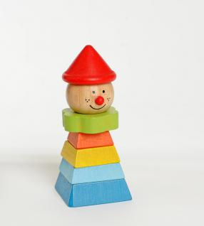 Clown ? roter Hut - Vorschau