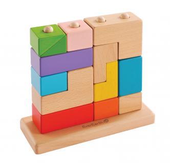 3D Puzzle Block - Vorschau