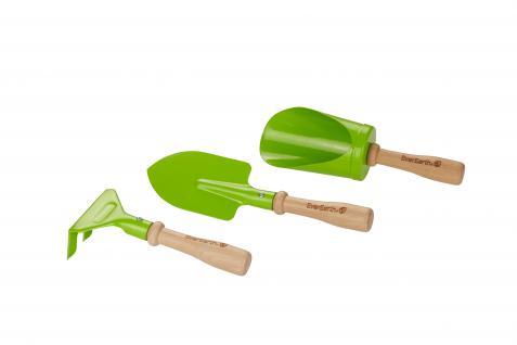 3-teiliges Hand-Gartengeräteset