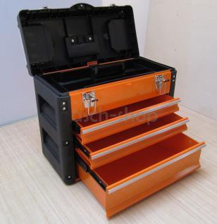 METALL Werkzeugkasten Werkzeugkiste Werkzeugkoffer Werkzeugbox Type 7x 3061BC