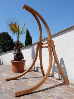 Hängesesselgestell aus Holz Lärche (Gestell ohne Sessel) Modell BEATA