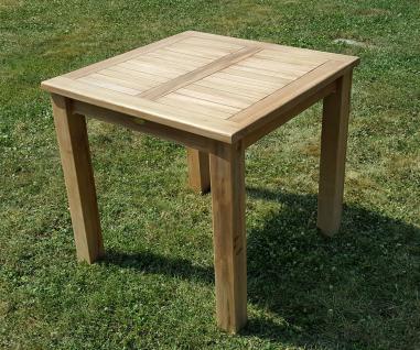 teak tisch rund g nstig sicher kaufen bei yatego. Black Bedroom Furniture Sets. Home Design Ideas