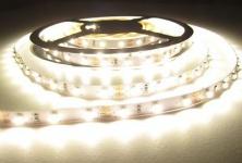 SET 1280 Lumen 5m Led Streifen 300LED warmweiß warm weiß inkl. Netzteil 12V TÜV/GS geprüft