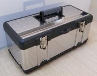 Werkzeugkiste Materialbox EDELSTAHL Type 302-XL