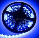 LED STRIP STRIPE STREIFEN LEISTE 300LED 5mt blau 24Volt leuchtstark (ohne Netzteil)