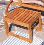 Beistelltisch Tisch BARBUDA aus Holz Lärche