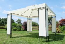 Eleganter Gartenpavillon Pavillon 3x3 Meter Model: 7074-A
