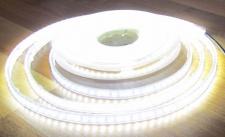 2700 Lumen 5m Led Streifen 600 LED neutralweiß wasserfest IP65 12Volt ohne Netzteil